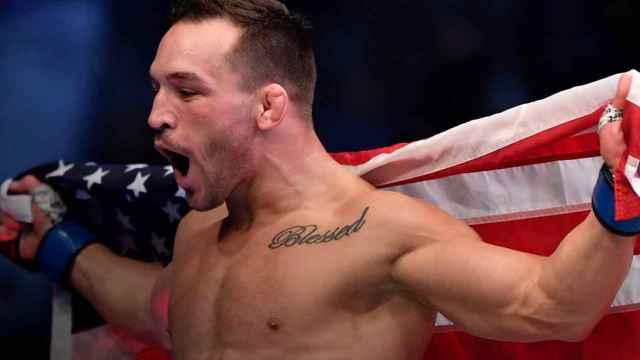 Michael Chandler, luchador de la UFC