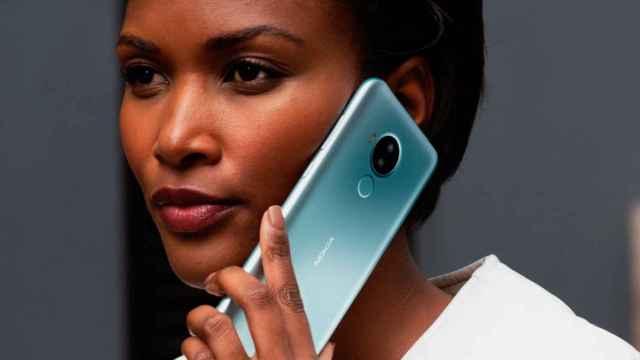 Nuevo Nokia C30: hasta tres dias de batería con una carga