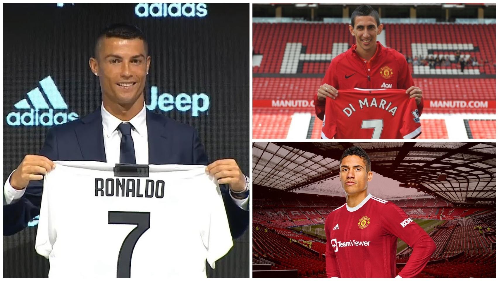 Las 10 ventas más caras de la historia del Real Madrid
