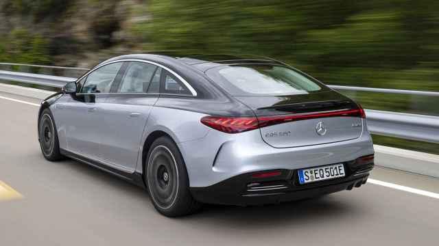 Este es el coche más aerodinámico del mundo; analizamos el Mercedes EQS