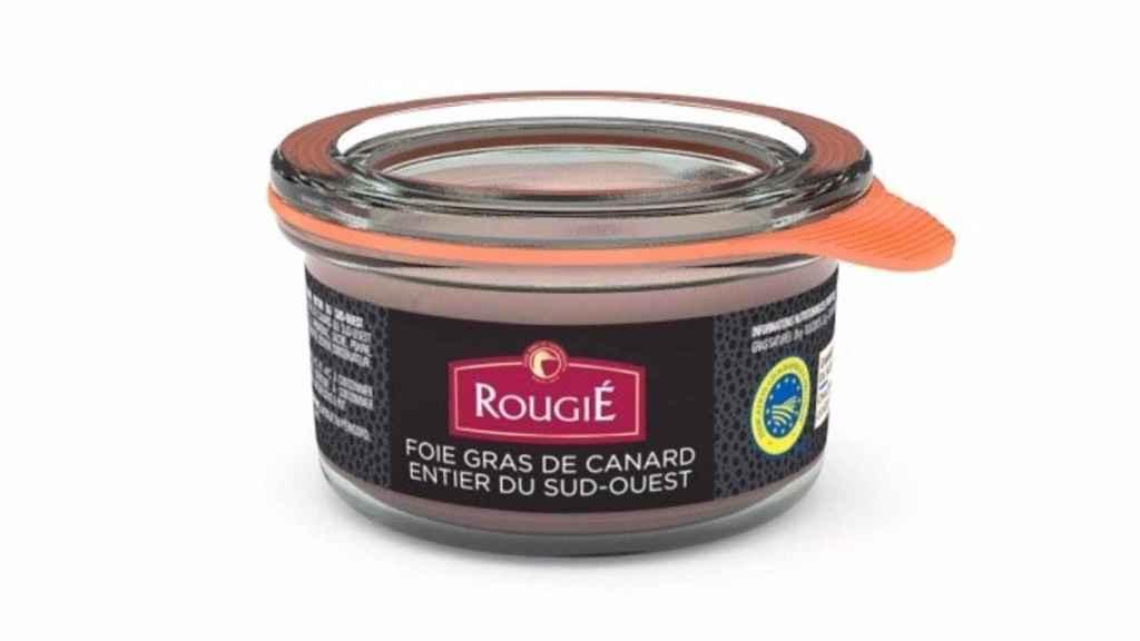 Foie gras de canard entier du sud ouest de la marca ROUGIE