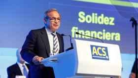 Marcelino Fernández Verdes , consejero delegado de Hochtief (ACS).