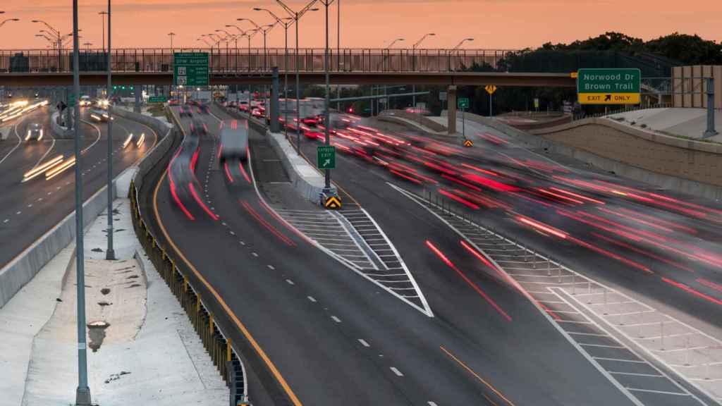 Autopista texana NTE.