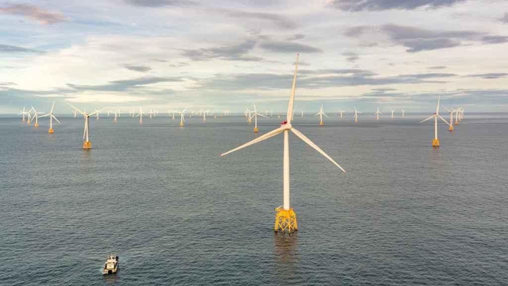 Acciona Energía se une con la escocesa SSE para proyectos de eólica marina en Polonia