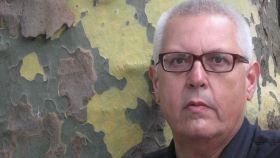 El poeta cubano Víctor Rodríguez Núñez.