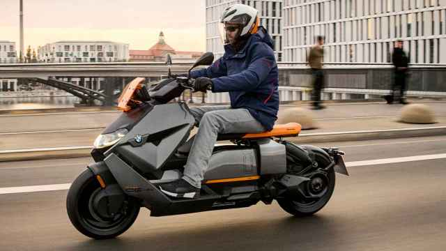 Esta es la moto más original (y futurista) que ha creado BMW hasta la fecha