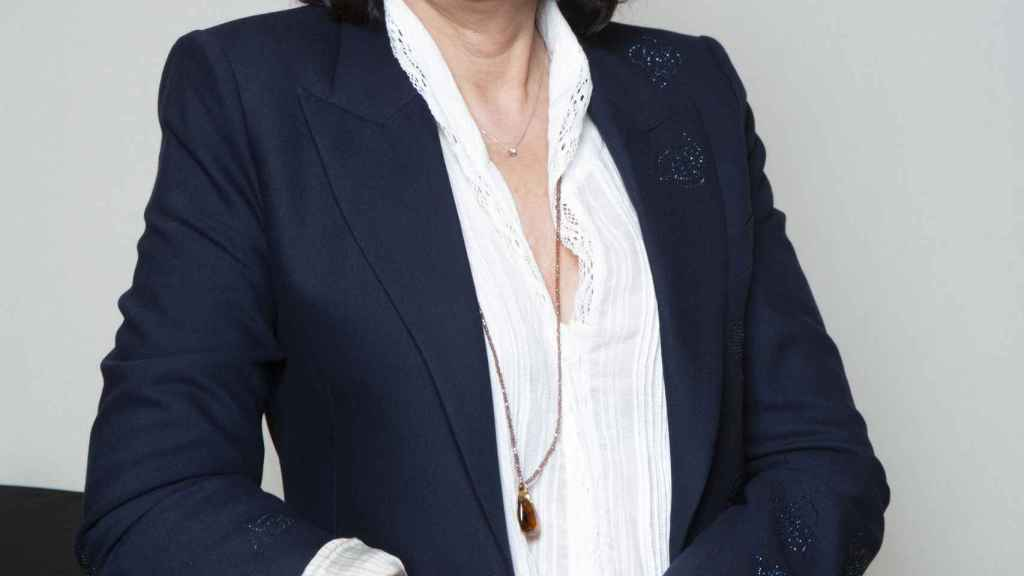 La Dra. Cristina Villanueva.