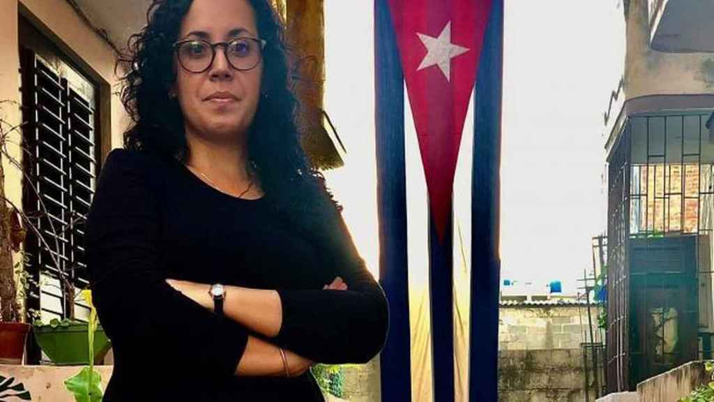 La periodista Camila Acosta, corresponsal de 'ABC' en Cuba.