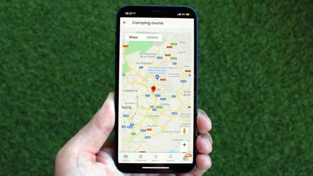 MocMoc Life ofrece las localizaciones exactas de los lugares a visitar.