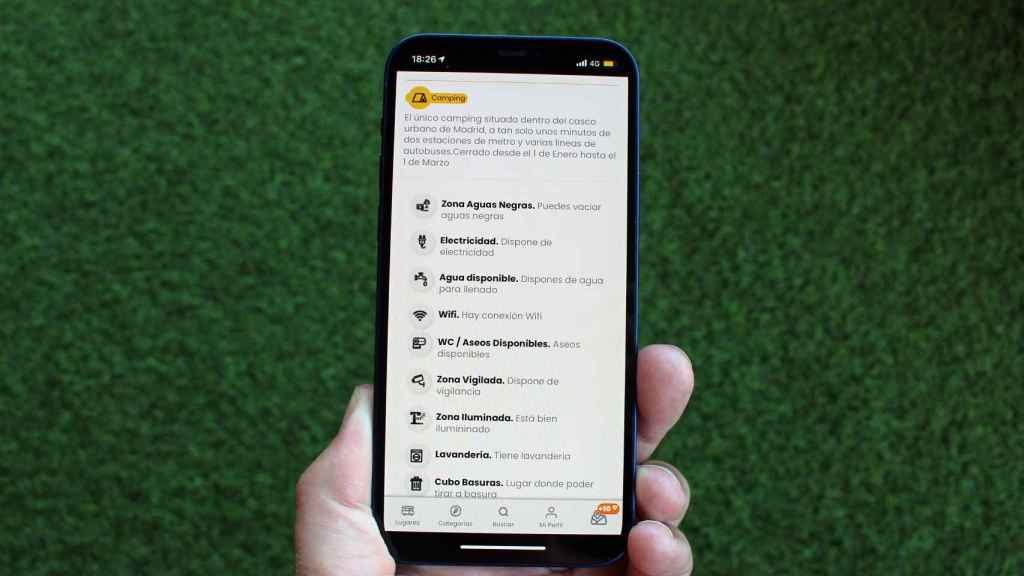MocMoc Life ofrece información de utilidad de las localizaciones.