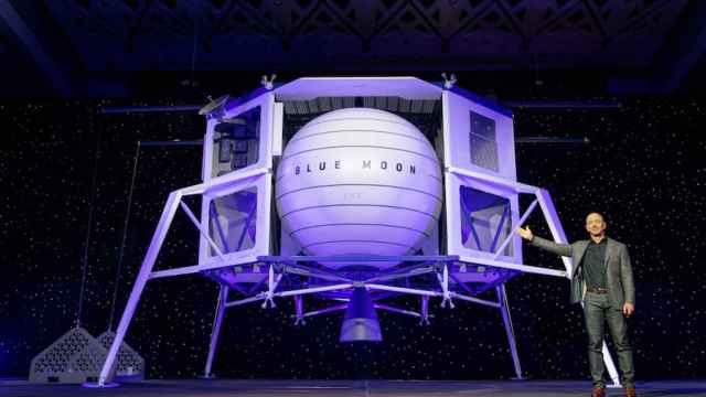 Lander de Blue Origin