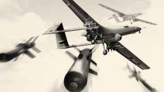 Así ataca el dron que Marruecos tiene junto a Melilla: misiles guiados con 14 km de alcance