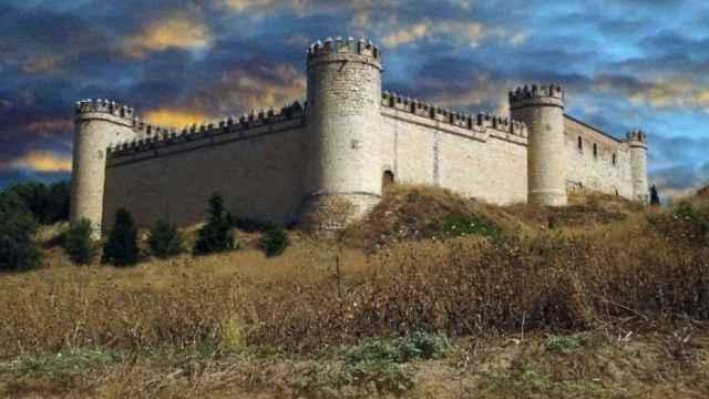 El Castillo de Maqueda (Toledo) que la Guardia Civil vende por 4,7 millones.