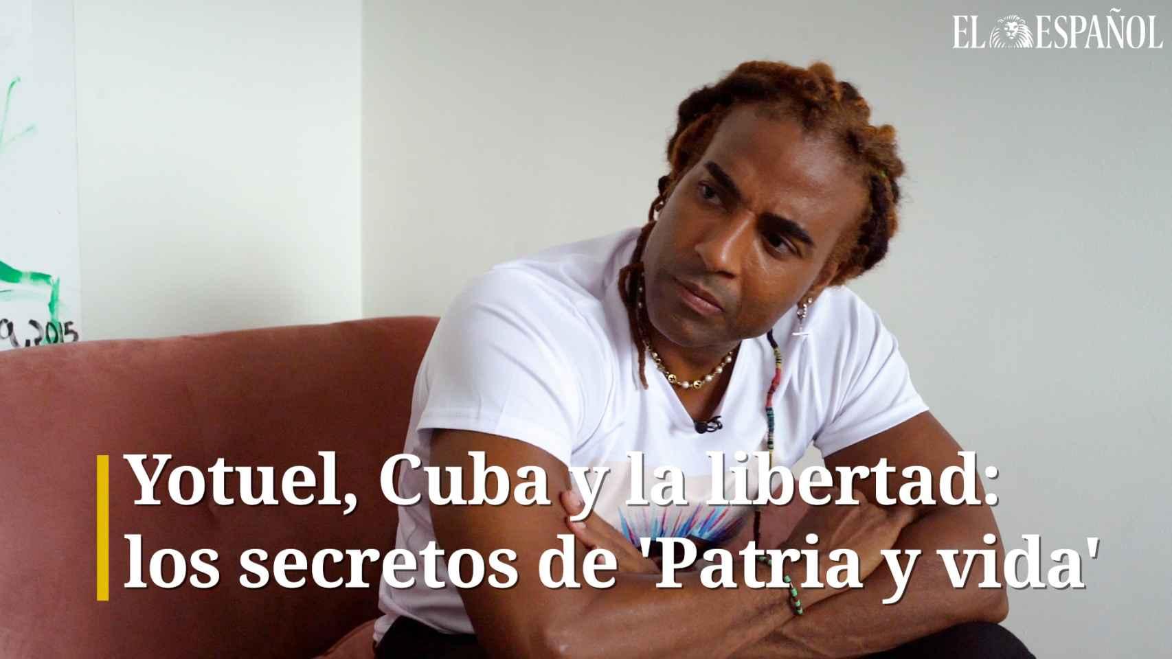 Yotuel, Cuba y la libertad: los secretos de 'Patria y vida'