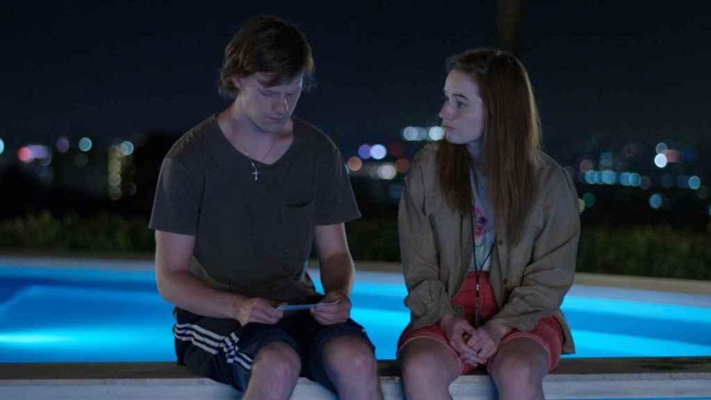 Lucas Hedges y Kaitlyn Dever son dos de los protagonistas de 'The Premise', la primera serie de B.J. Novak.
