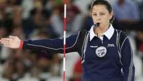 Susana Rodríguez arbitra en Tokio su tercera Olimpiada