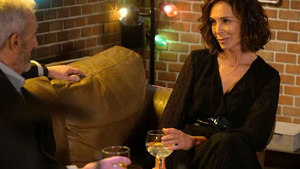 El gran reto de Lydia Bosch en 'Tu cara me suena': enamorar al público como lo hizo en los 90