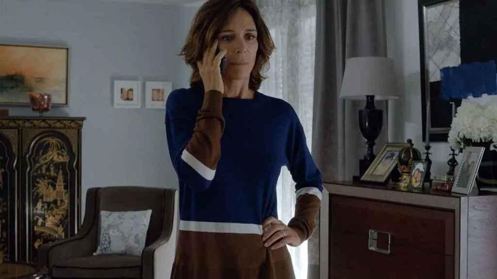 Lydia Bosch en 'La verdad'