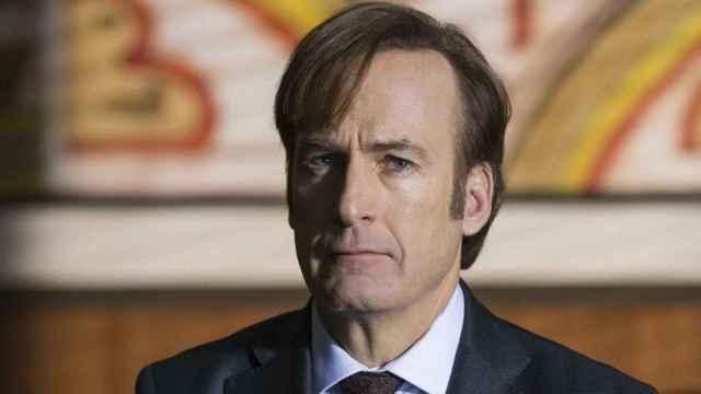 Bob Odenkirk en 'Better Call Saul'.