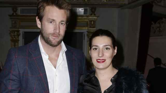 Eugenia Osborne y su marido, Juan Melgarejo, en una foto de archivo.