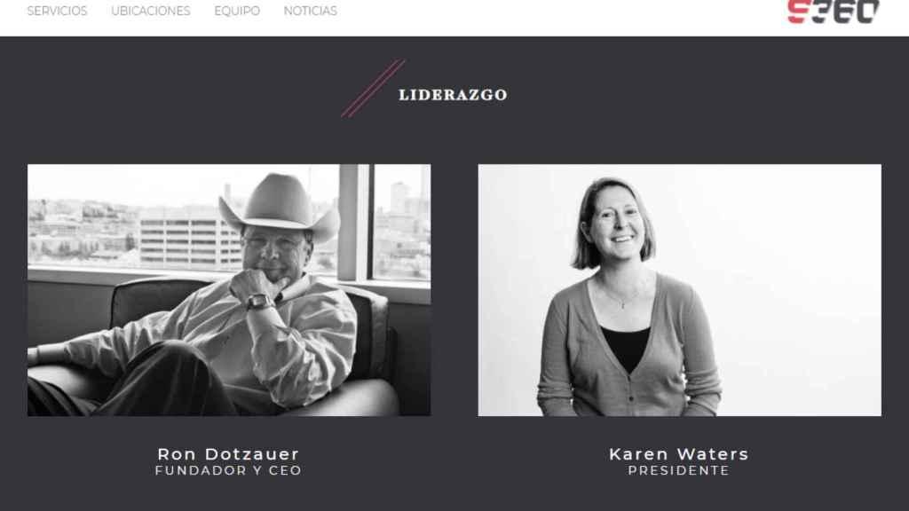 Ron Dotzauer y Karen Waters encabezan el equipo directivo de la consultora Strategies 360 Inc.