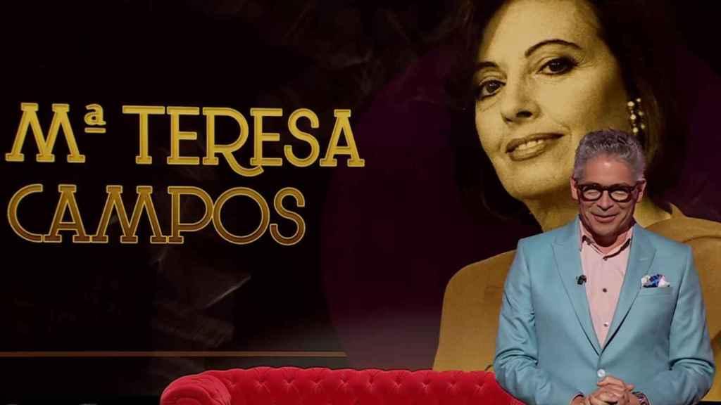Audiencias ayer: 'Lazos de sangre' firma su mínimo histórico con la entrega dedicada a María Teresa Campos