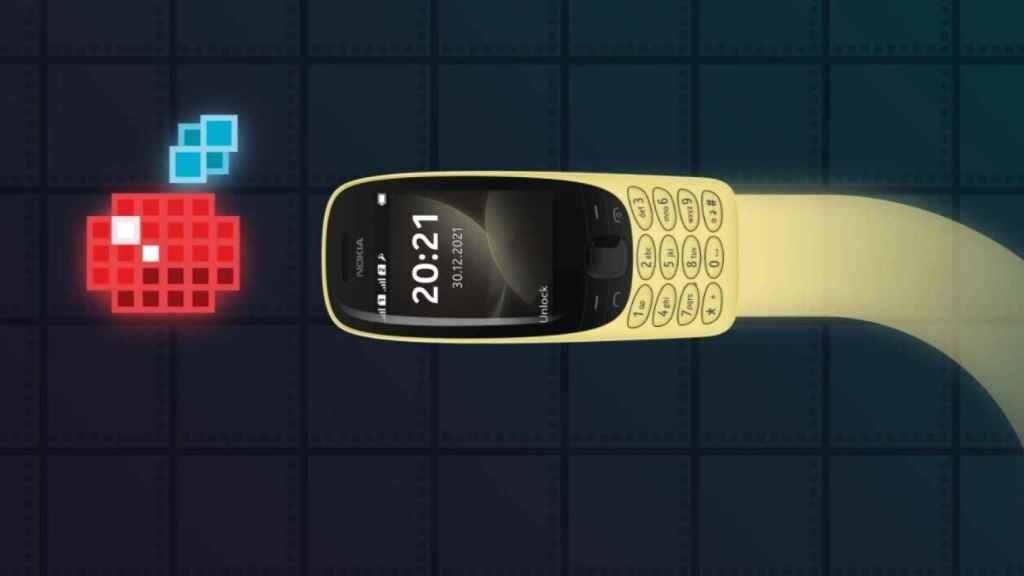 Nuevo Nokia 6310