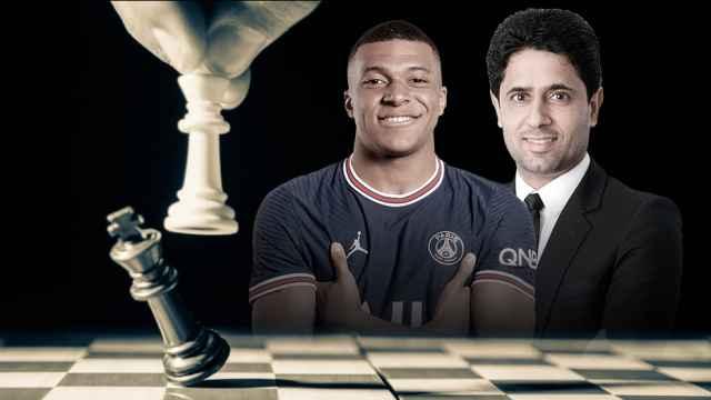 La partida de ajedrez entre Mbappé y el PSG