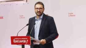 Sergio Gutiérrez, secretario de Organización del PSOE de Castilla-La Mancha