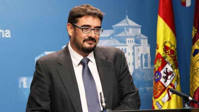 Secretario de Organización del PSOE de Guadalajara, Rafael Esteban
