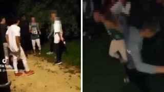 En estado grave un joven tras recibir una paliza grupal en Amorebieta: '¡Matadle, graba eso!'