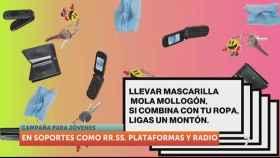 Una de las imágenes de la campaña que ha lanzado la Región de Murcia.