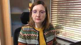 La concejal de Hacienda, Recursos Humanos y Seguridad, María José López
