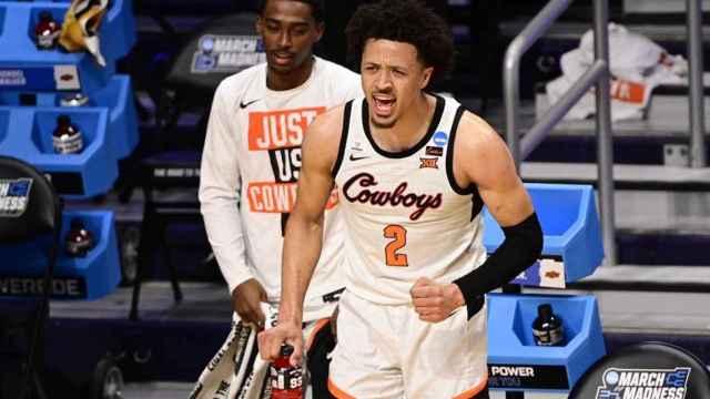 Cade Cunningham, en el torneo de la NCAA