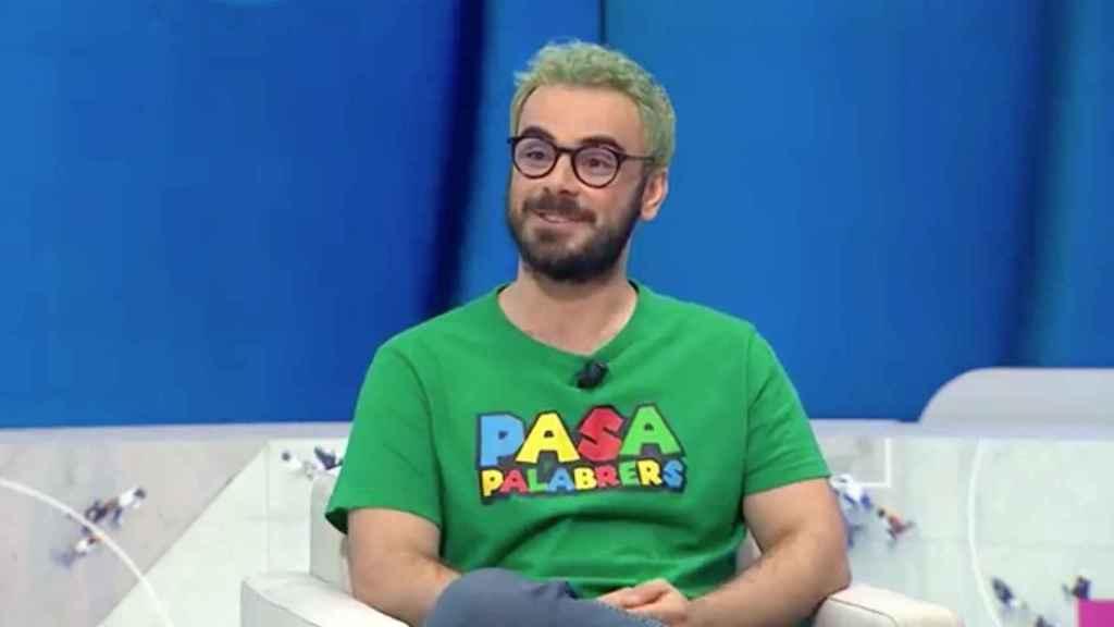 Pablo Díaz en 'Espejo Público'