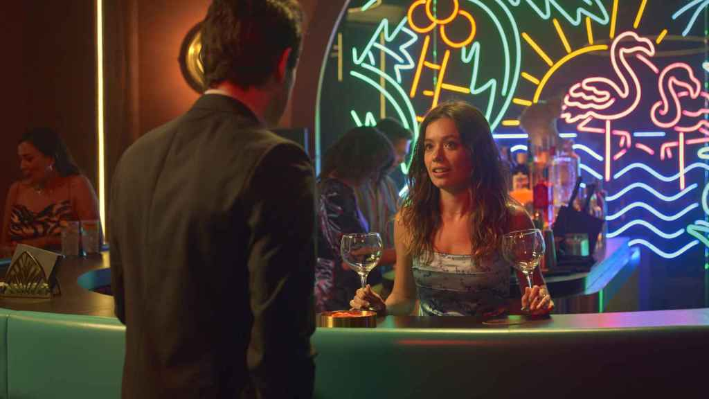 Fotograma de la película 'Donde caben dos'.