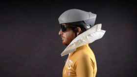 Parapléjicos participa en el desarrollo de un casco de bicicleta con airbag