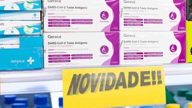 Los test que Mercadona empezará a vender en Portugal