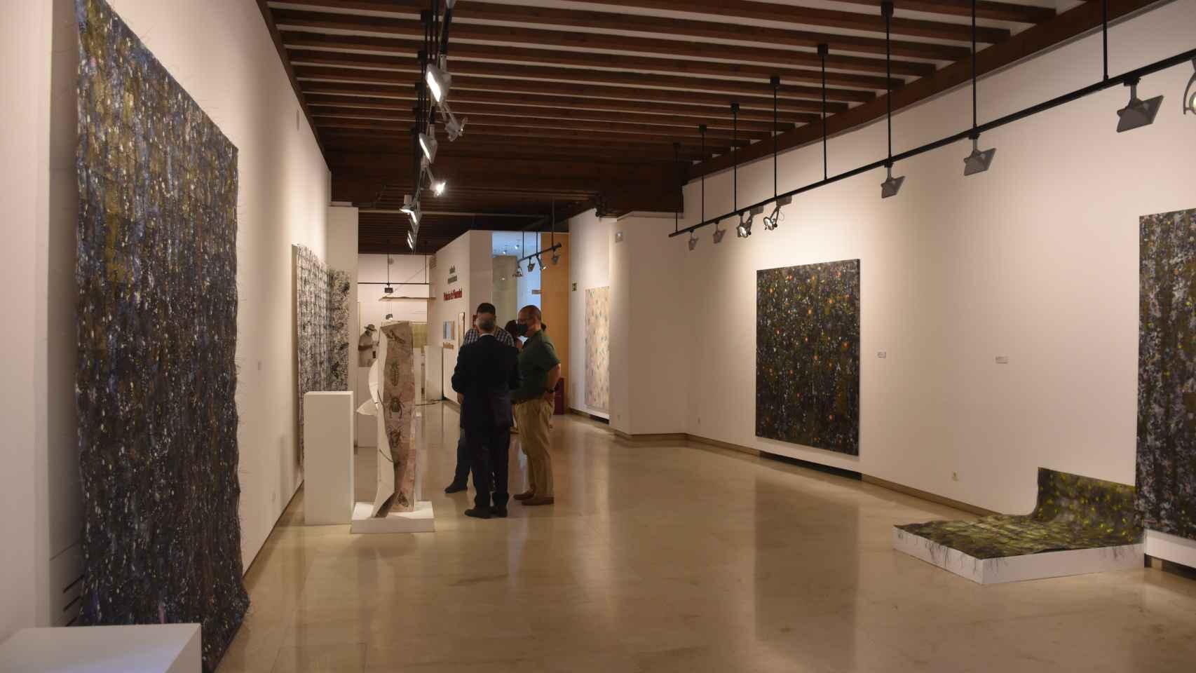 'Obra sobre papel' la exposición del artista Gonzalo Páramo 1