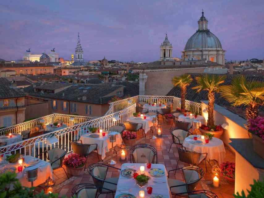 Terraza Bramante - Hotel Raphael