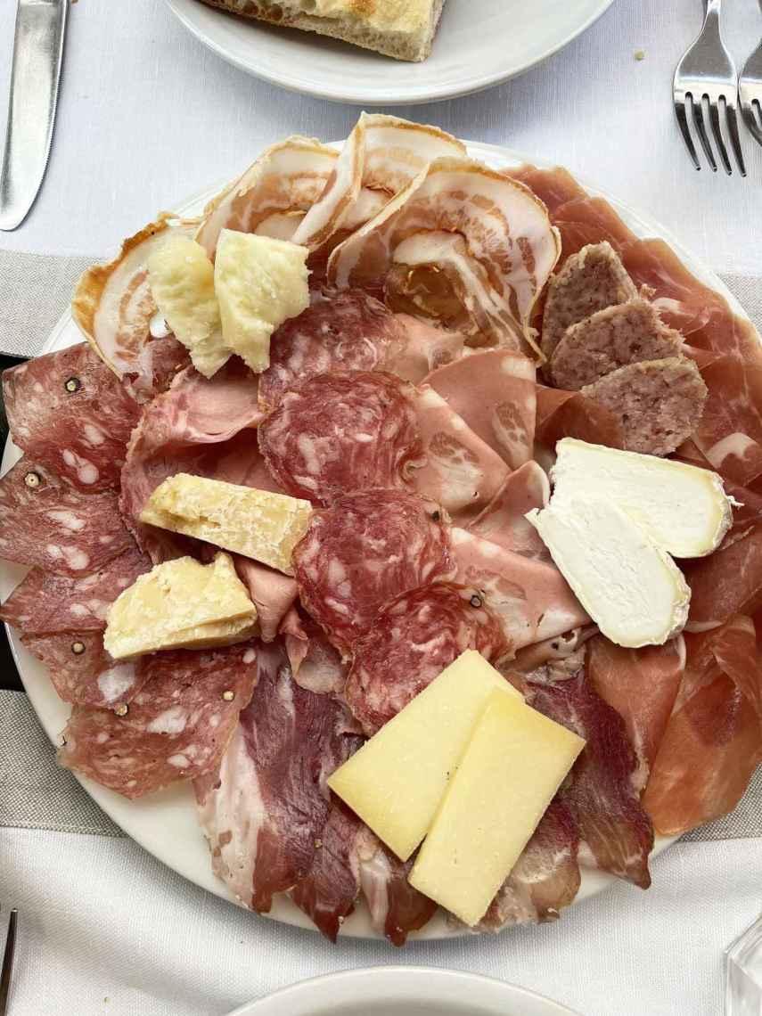 Salumi & formaggio - Roscioli