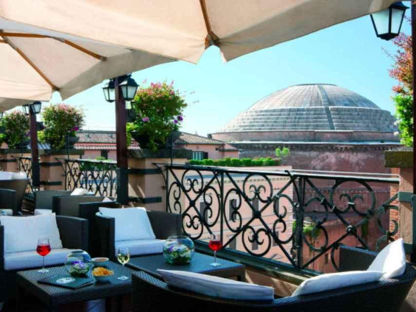 Minerva Roof Garden