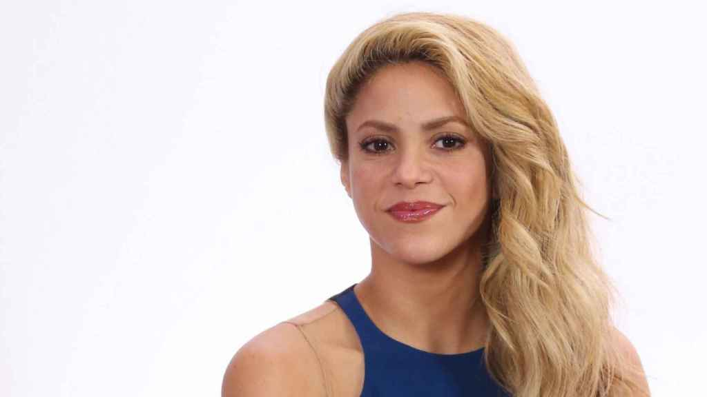 Shakira, en una imagen de archivo.