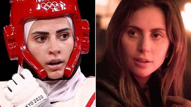 Julyana AlSadeq y Lady Gaga.