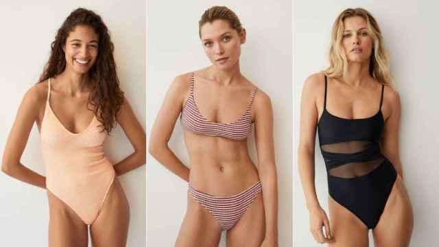 Los espectaculares bañadores de Mango que te harán triunfar en la playa