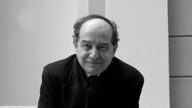 El escritor y editor italiano Roberto Calasso en una foto de archivo.