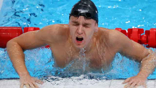 Nico García en los Juegos Olímpicos de Tokio 2020