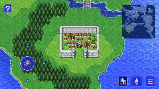 Los tres primeros Final Fantasy Pixel Remaster ya disponibles para Android