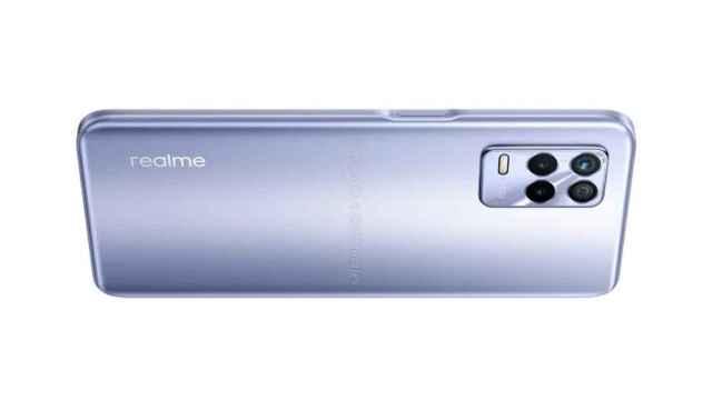 El realme 8s se filtra: cámara cuadruple y mucha memoria
