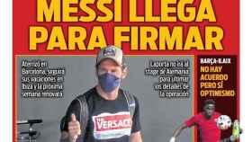 Portada Sport (29/07/21)